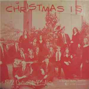 "1972 Centennial ""C"" Notes - Christmas Is download"