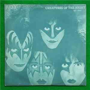 Kiss - Creatures Of The Night download